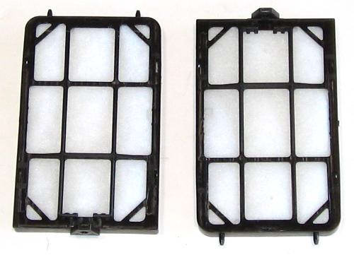 Pair Cabin Air Filter for BMW 740i 740iL 750iL E38 Side of Heater-0