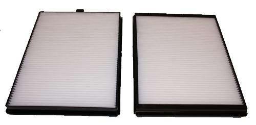 Pair of Cabin Air Filter for BMW 525i 528i 530i 540i M5 E39-0