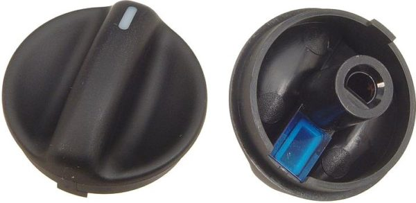 PAIR Heater Control Knob Honda Accord 94-97 F22B C27A-0