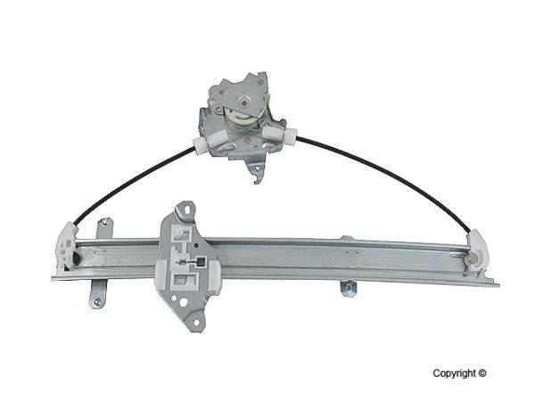 Left Driver Power Window Regulator for Nissan Frontier Xterra-0