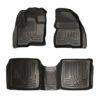 2009-2014 Ford Flex Lincoln MKT Floor Mats Black Husky Liners WeatherBeater NEW-0