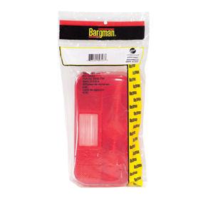 Passenger Bargman Tail Light Replacement Lens Camper RV Travel Trailer w Reverse-20020