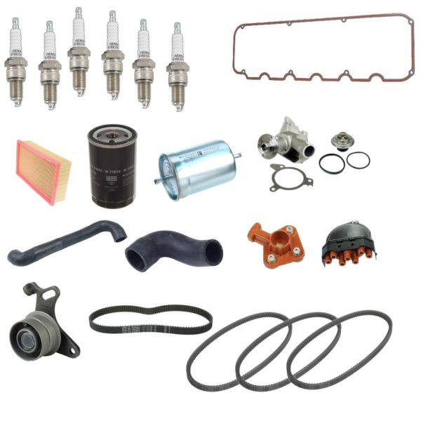 BMW E30 M20 87 325E Timing Tune Up Kit Water Pump-0
