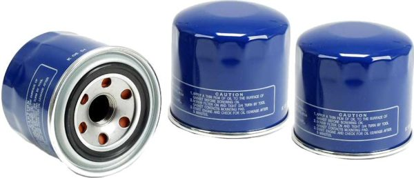 3 Oil Filters Mitsubishi 300 GT Dodge Stealth RT-0