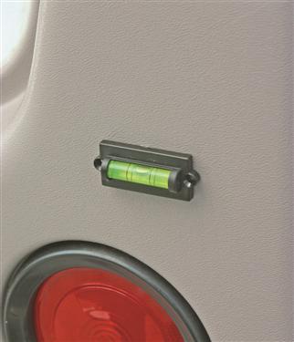 Screw or Stick On Levels Pop Up Camper Travel Trailer RV Jayco Coleman Starcraft-20238