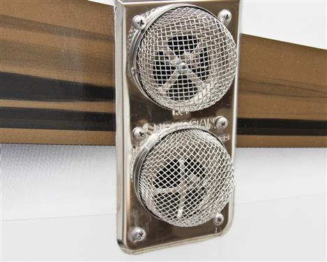 Insect Bug Screen Furnace Vents DuoTherm Suburban Camper Pop Up RV Trailer Gas-20671