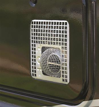 Insect Bug Screen Furnace Vents Hydroflame 8500 series Camper Pop Up RV Trailer-20675
