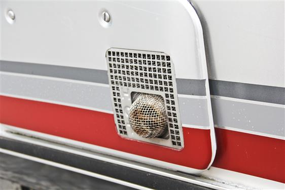 Insect Bug Screen Furnace Vents Hydroflame 8500 series Camper Pop Up RV Trailer-20677