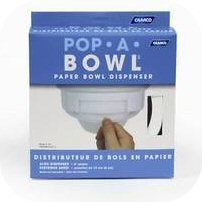 Camco Pop A Bowl Paper RV Storage BBQ Dining Kitchen Camper Trailer Camping Up-0