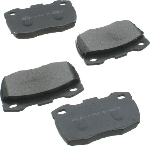 Front Disc Brake Pads Land Rover Defender 90 110 PBR-0