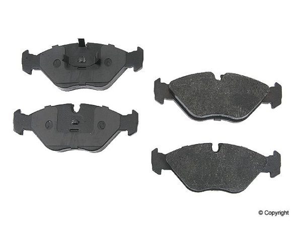Front Disc Brake Pads for Saab 9000 B234 B202 B308-0