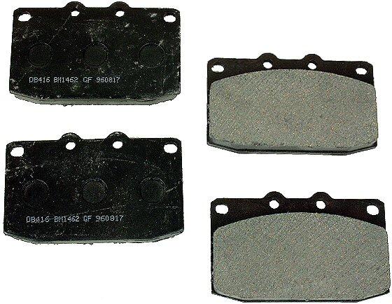 Front Disc Brake Pads Mazda RX-7 RX7 & Turbo 13b SET-0