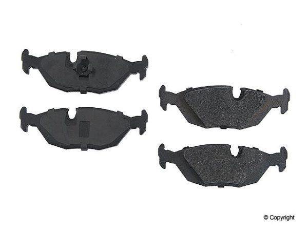Rear Brake Pads BMW 318 325 528 533 535 M5 e i E28 E30-0