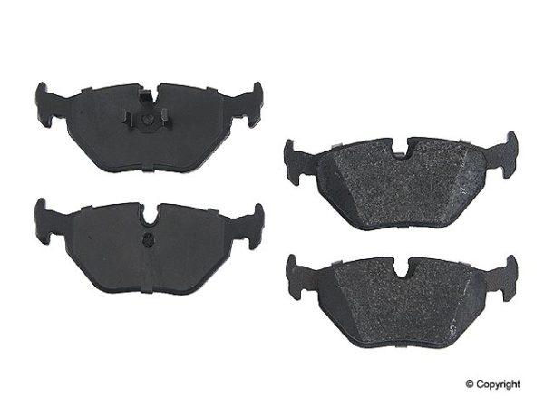 Rear Brake Pads BMW M M3 M5 525 530 535 540 735 740 750-0