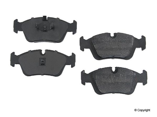 Front Brake Pads for BMW 318 323 325 i is ic ti Z3 E36-0