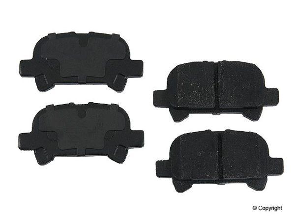 Rear Disc Brake Pads for Toyota Avalon Camry Celica Solara-0