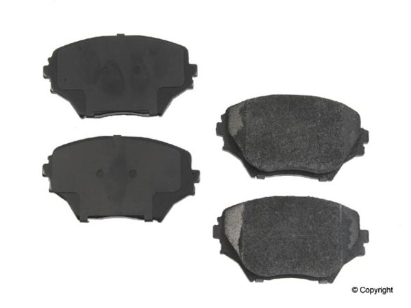 Front Disc Brake Pads for Toyota RAV4 01-05-0