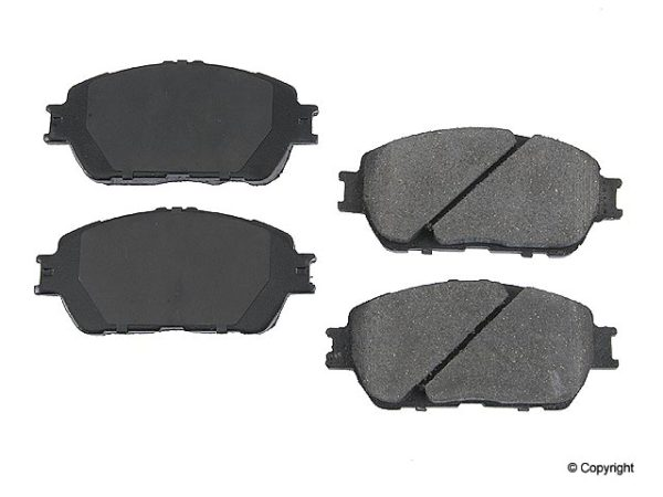 Front Brake Pads for Toyota Solara Avalon Camry Sienna-0
