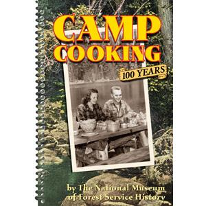 Gibbs Smith Camp Cooking Manual for Hiking Tents Camper Travel Trailer Pop Up-0