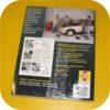 Repair Manual Book Acura Integra & Legend 90-95 owners-11553