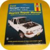 Repair Manual Book Ford Ranger Pickup Truck 93-05 NEW-0