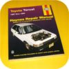 Repair Manual Book Toyota Tercel 87-94 Owners 3EE EZ-0