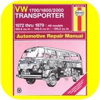 Repair Manual Book VW Transporter Van Bus Volkswagen-0