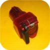 7 RV Blade to 4 Flat 6 pole Trailer Brake Light Adapter-16984