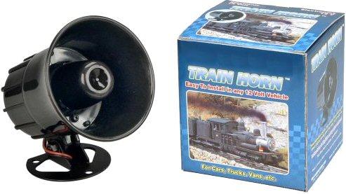 Railroad Locomotive Steam Train Engine Whistle Horn Kit-0