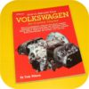 VW motor rebuild book bug dune buggy sand rail beetle VolksWagen 1600 Type 1 Tin-0