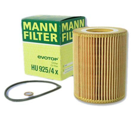 Oil Filter Kit BMW Mann Z3 Z4 E36 E46 330 323 328 X5 X3-0