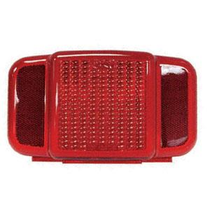 Drivers Peterson Tail Light Replacement Lens Camper RV Travel Trailer Pop Up-0
