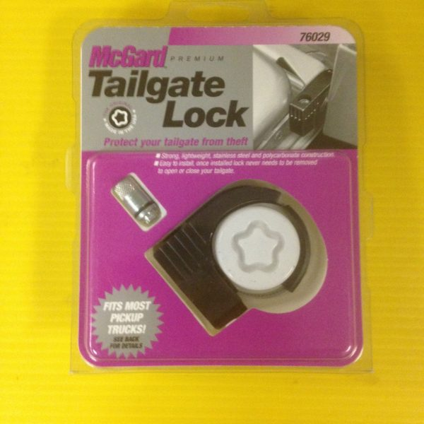McGard Tailgate Lock Chevy Dodge Ram Ford Lincoln Toyota Nissan Pickup Truck-0