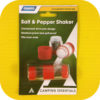 Campers Salt and Pepper Shaker Picnic Table Spice RV Compact Holder-0