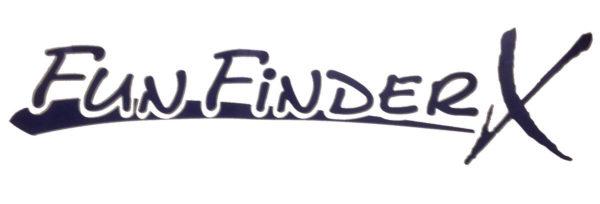 Decals Fun Finder X Camper Tent Travel Trailer Stickers Cruiser RV BLUE 160 189-20131