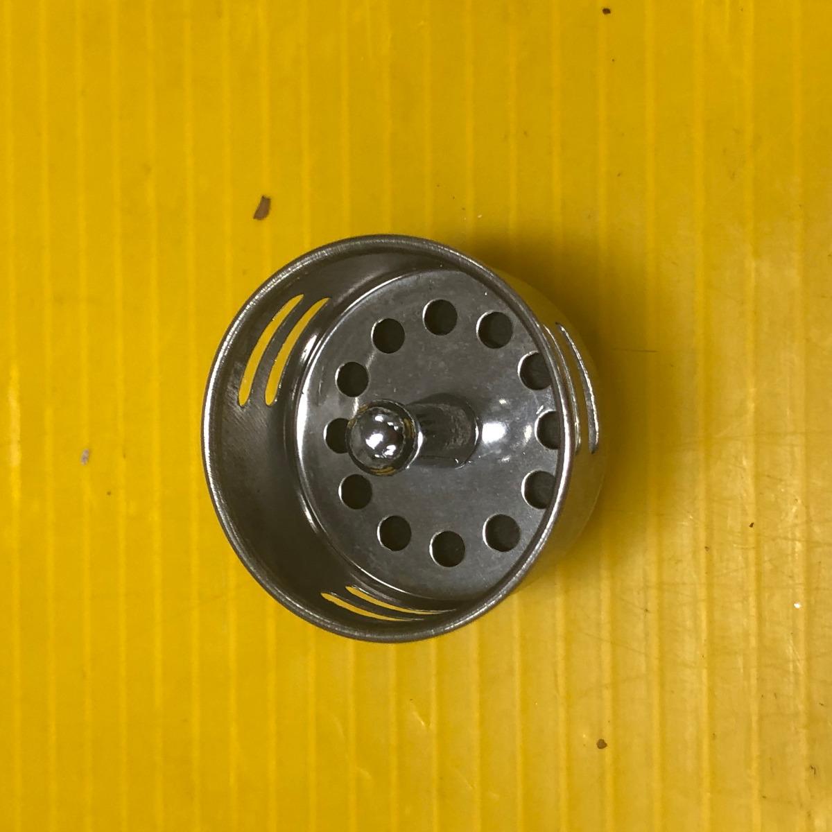 Ss Sink Strainer Basket Camper Travel Trailer Pop Up Rv Black Kitchen Galley Joetlc
