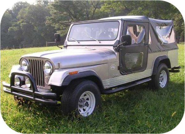 Full Wiring Harness Jeep CJ7 CJ5 CJ8 CJ6 Scrambler Willys CJ FC AMC Fuse Block-1644