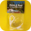 White Rubber CITY WATER FILL CAP Fresh Water Camper Travel Trailer Pop Up Hose-20027