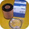 Mahle Oil Filter BMW 323 325 328 330 525 528 530 X3 X5 Z3 Z4 i Ti iC E36 E39 E46-0