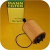 MANN HU719/7X Oil Filter Audi TT A3 VW Golf Jettta Passat EuroVan-0