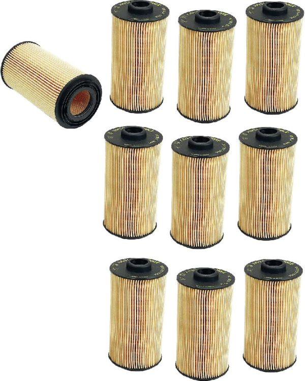 Case of 10 Oil Filters BMW 540i 740i 750i 840i 850i Kit-0