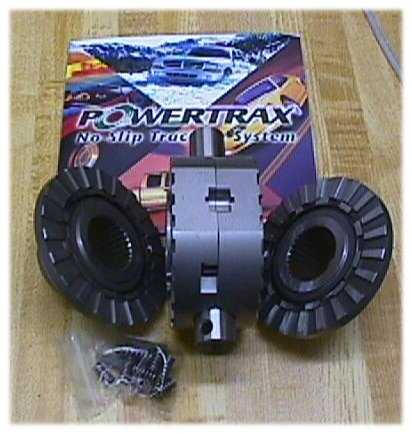 PowerTrax No Slip (9220883001) Land Cruisers FRONT-0