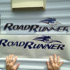 Decal for Sun Valley Road Runner Camper Travel Trailer Bunkhouse Stickers-0