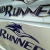 Decal for Sun Valley Road Runner Camper Travel Trailer Bunkhouse Stickers-19586