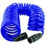 Drinking Water Blue EZ Coil Hose 25′ Camper Travel Trailer Pop Up RV NEW-0