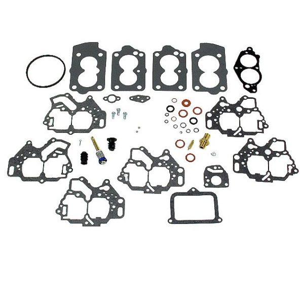 Carburetor Rebuild Kit for Nissan Pickup Truck 720 Z24-0