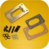 Weber Carb Manifold Adapter for Nissan B210 B310 Mazda GLC MIZER Honda Civic Accord-3358