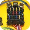 Full Wiring Harness Jeep CJ7 CJ5 CJ8 CJ6 Scrambler Willys CJ FC AMC Fuse Block-1645