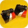 2 Brake Wheel Cylinders VW Beetle Sand Rail Dune Buggy-0