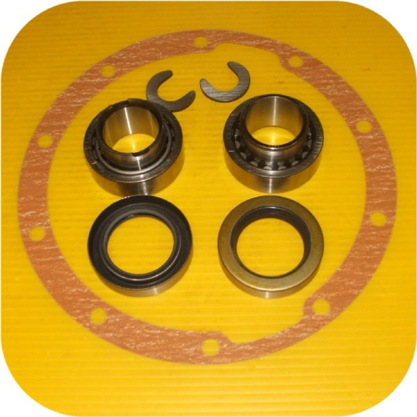 Rear Axle Wheel Bearing & Seal Kit for Toyota Land Cruiser 63-74 FJ40 FJ55 FJ45-0